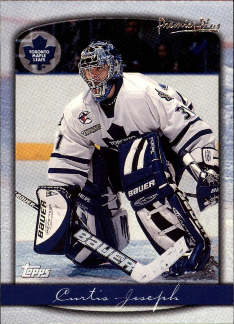 1999-00 Topps Premier Plus #1 Curtis Joseph