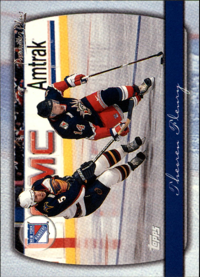 1999-00 Topps Premier Plus #3 Theo Fleury