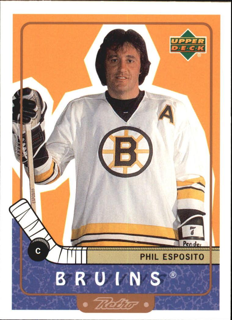 1999-00 Upper Deck Retro #94 Phil Esposito