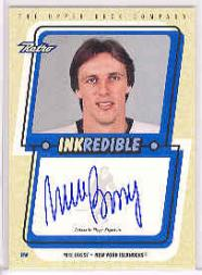 1999-00 Upper Deck Retro Inkredible #MB Mike Bossy