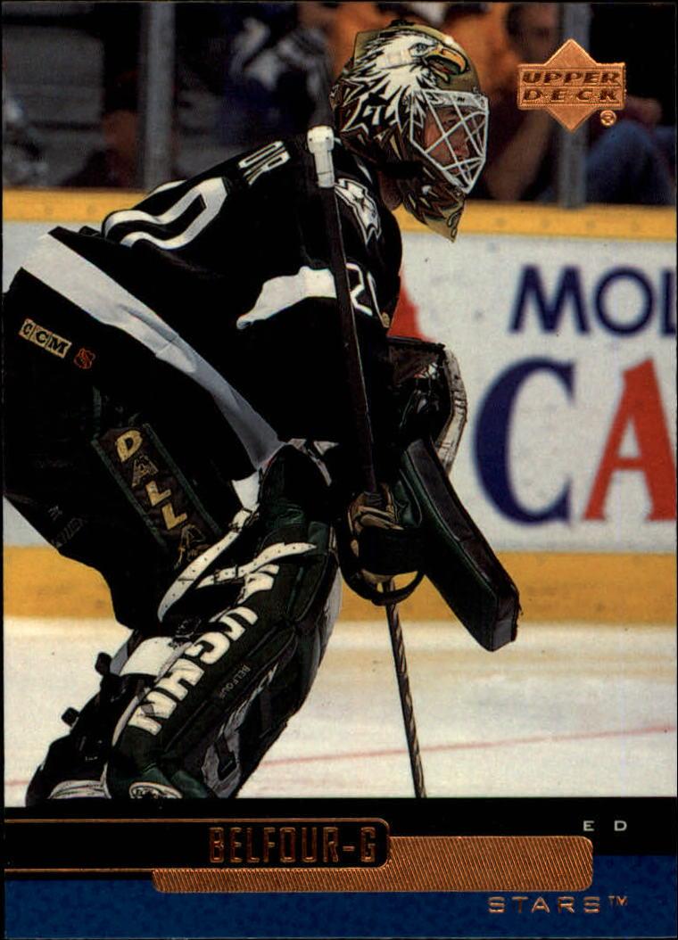 1999-00 Upper Deck #44 Ed Belfour