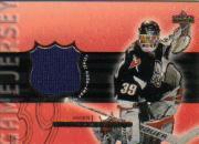 1999-00 Upper Deck Game Jerseys #DH Dominik Hasek