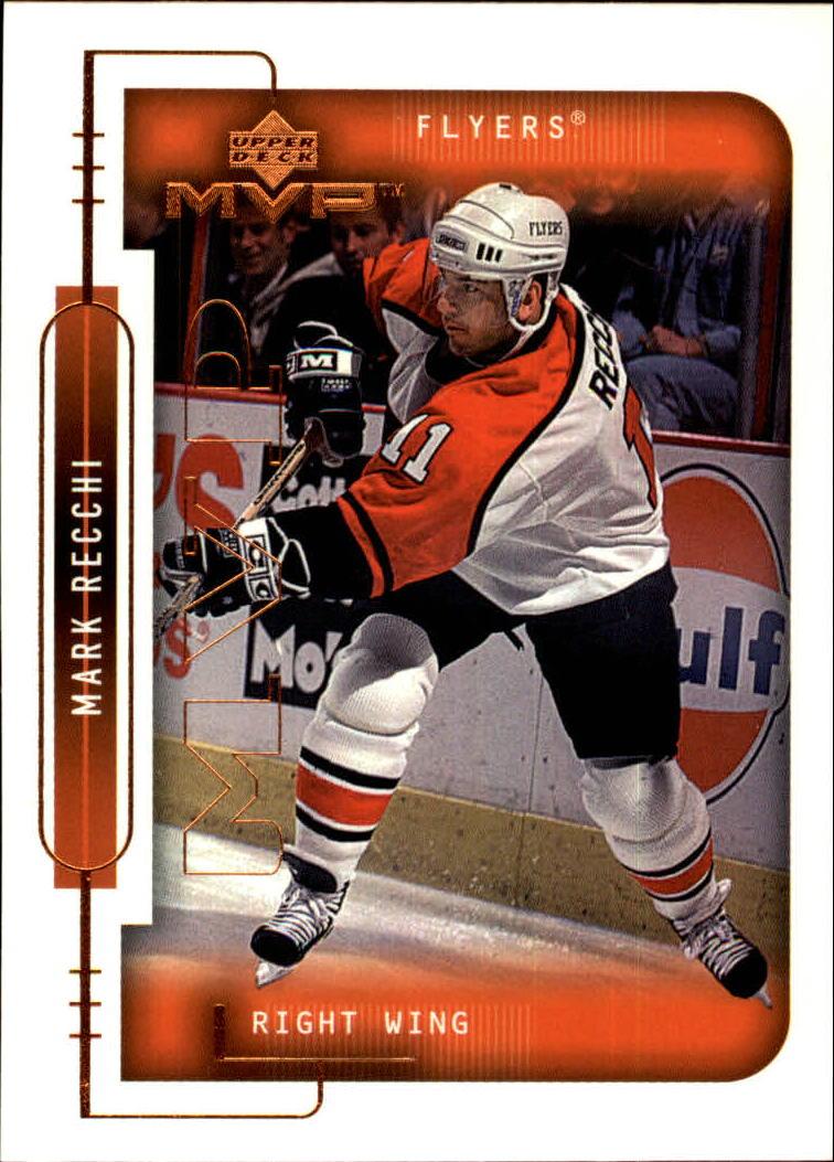 1999-00 Upper Deck MVP #150 Mark Recchi