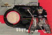 1999-00 Upper Deck MVP Game-Used Souvenirs #GU17 Dominik Hasek S