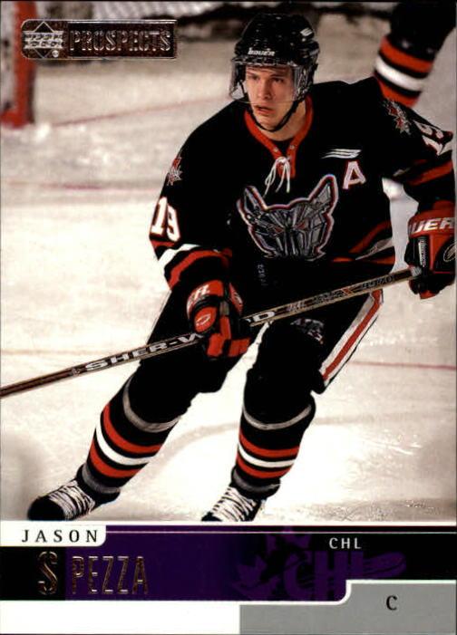 1999-00 UD Prospects #2 Jason Spezza