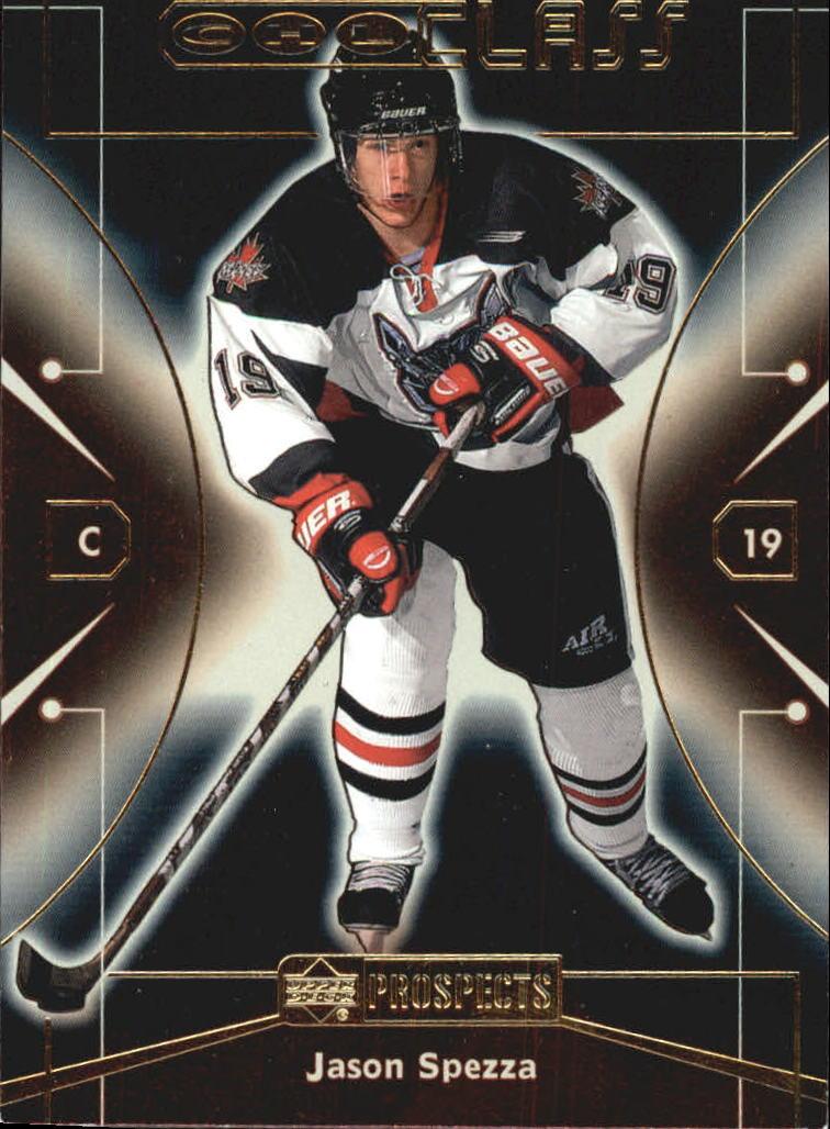 1999-00 UD Prospects CHL Class #C1 Jason Spezza