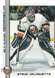2000-01 BAP Memorabilia #5 Steve Valiquette RC