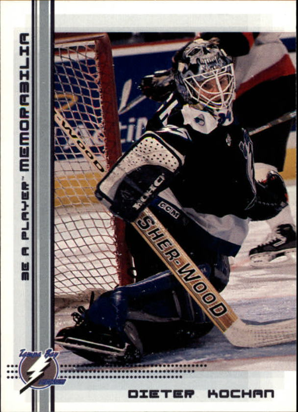 2000-01 BAP Memorabilia #234 Dieter Kochan RC