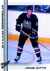 2000-01 BAP Memorabilia #406 Jakub Cutta RC