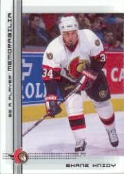 2000-01 BAP Memorabilia #414 Shane Hnidy RC