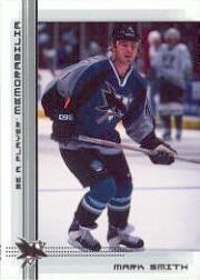 2000-01 BAP Memorabilia #425 Mark Smith RC