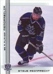 2000-01 BAP Memorabilia #461 Steven Reinprecht RC