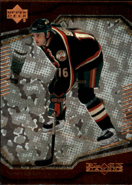 2000-01 Black Diamond #99 Roman Simicek RC