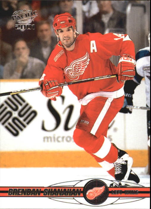 2000-01 Pacific #158 Brendan Shanahan