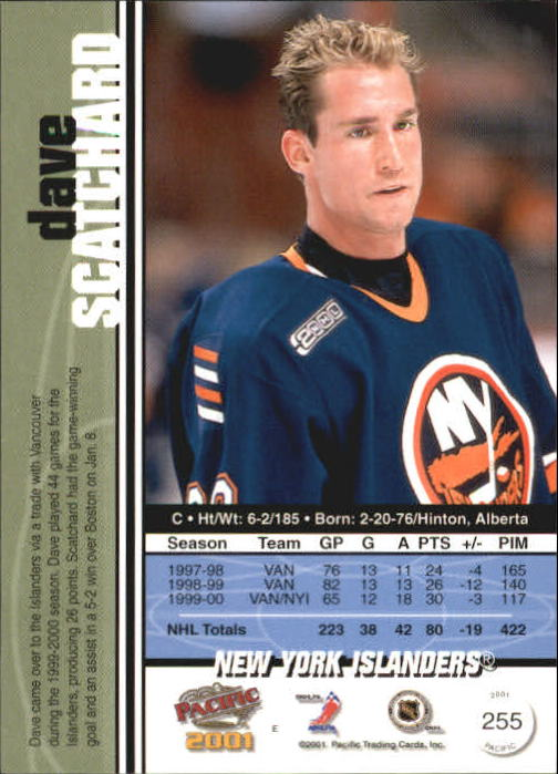 2000-01-Pacific-Hockey-Cards-251-450-Pick-From-List thumbnail 7