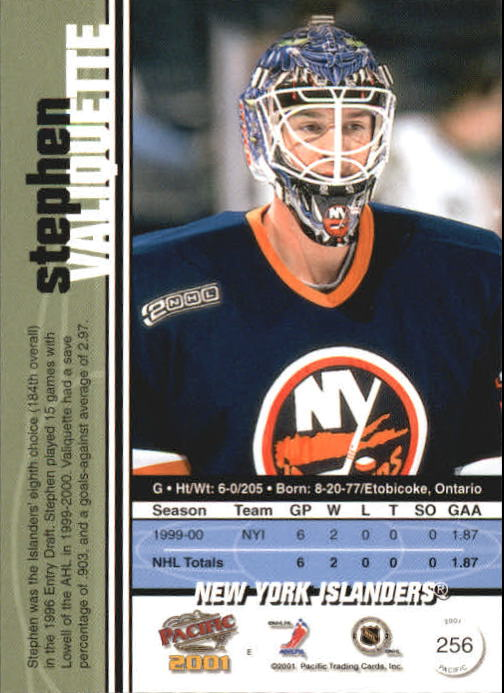 2000-01-Pacific-Hockey-Cards-251-450-Pick-From-List thumbnail 9