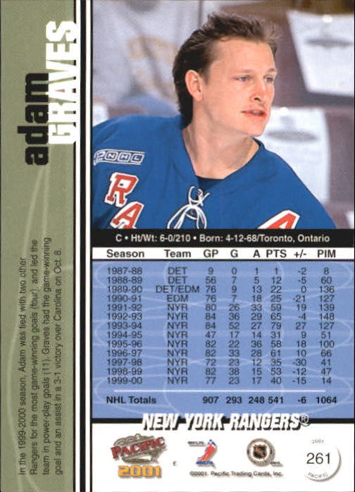 2000-01-Pacific-Hockey-Cards-251-450-Pick-From-List thumbnail 15