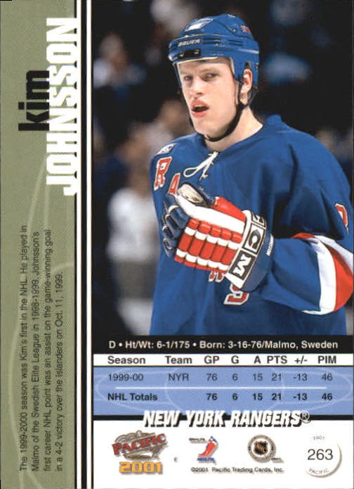 2000-01-Pacific-Hockey-Cards-251-450-Pick-From-List thumbnail 19