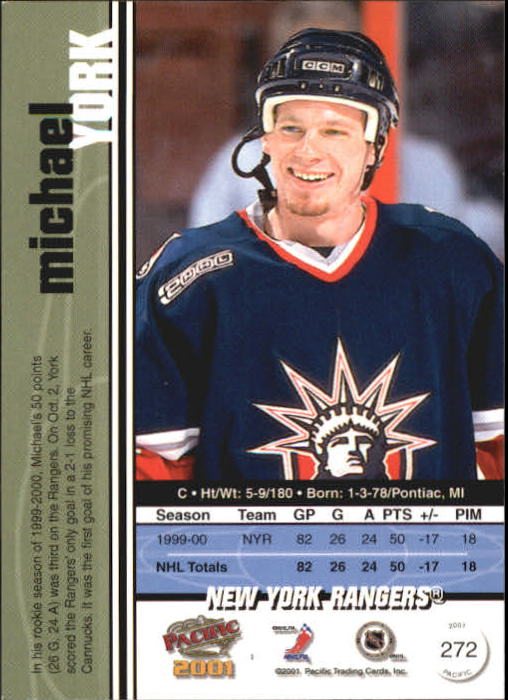 2000-01-Pacific-Hockey-Cards-251-450-Pick-From-List thumbnail 25