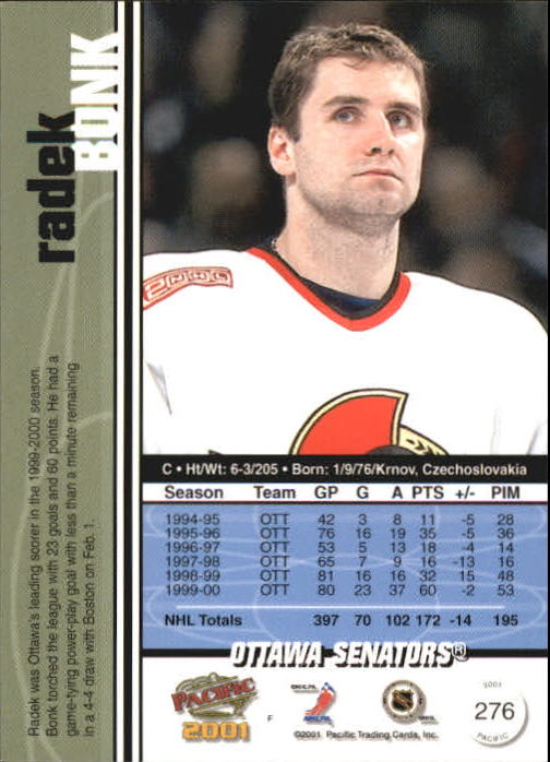 2000-01-Pacific-Hockey-Cards-251-450-Pick-From-List thumbnail 31