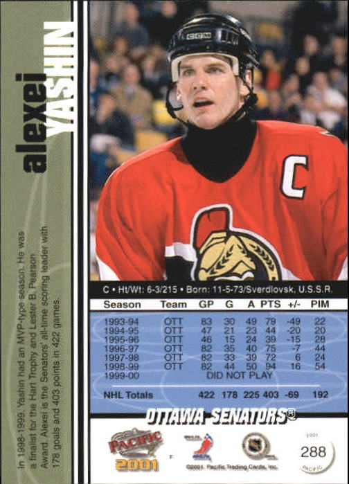 2000-01-Pacific-Hockey-Cards-251-450-Pick-From-List thumbnail 47