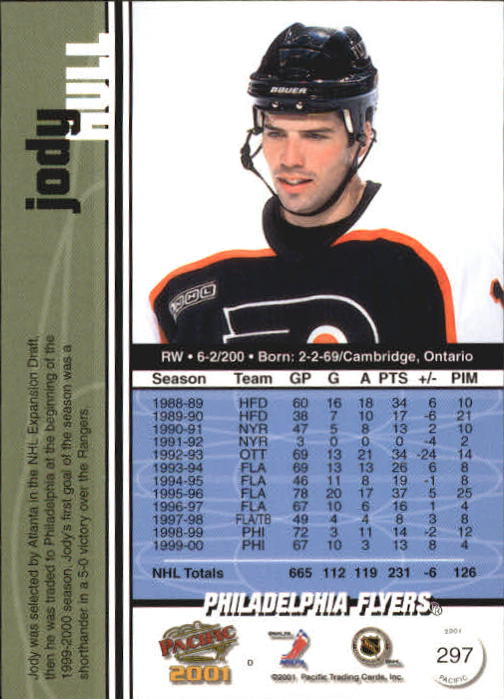 2000-01-Pacific-Hockey-Cards-251-450-Pick-From-List thumbnail 59