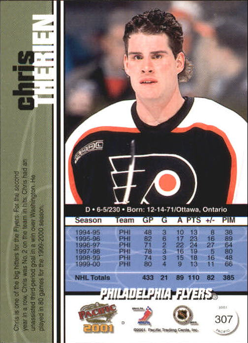 2000-01-Pacific-Hockey-Cards-251-450-Pick-From-List thumbnail 75
