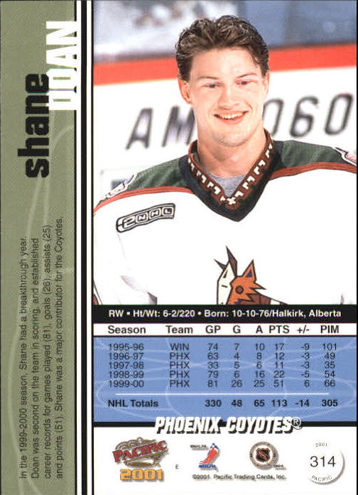 2000-01-Pacific-Hockey-Cards-251-450-Pick-From-List thumbnail 83