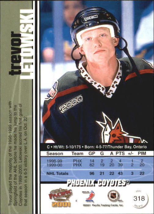 2000-01-Pacific-Hockey-Cards-251-450-Pick-From-List thumbnail 89