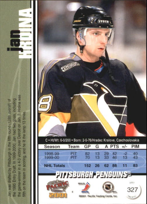 2000-01-Pacific-Hockey-Cards-251-450-Pick-From-List thumbnail 105