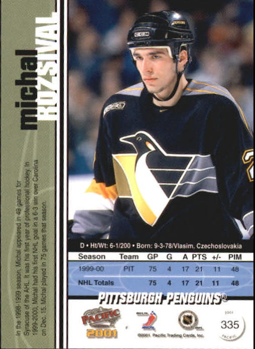 2000-01-Pacific-Hockey-Cards-251-450-Pick-From-List thumbnail 115