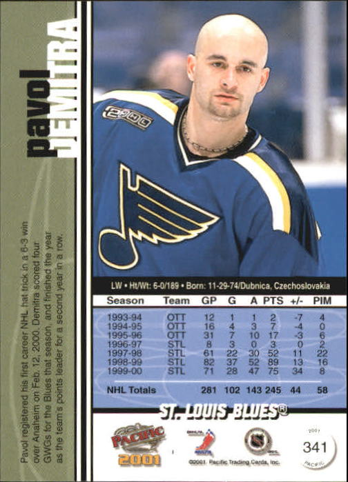 2000-01-Pacific-Hockey-Cards-251-450-Pick-From-List thumbnail 123