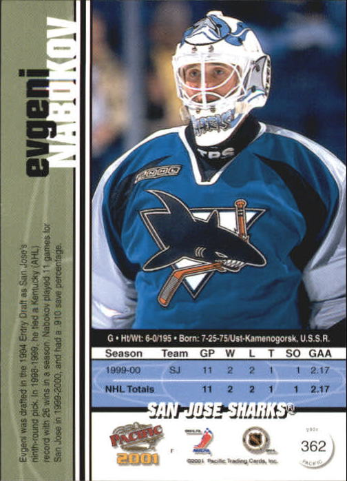 2000-01-Pacific-Hockey-Cards-251-450-Pick-From-List thumbnail 151