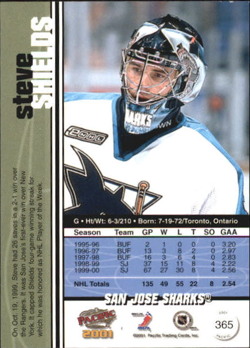 2000-01-Pacific-Hockey-Cards-251-450-Pick-From-List thumbnail 157