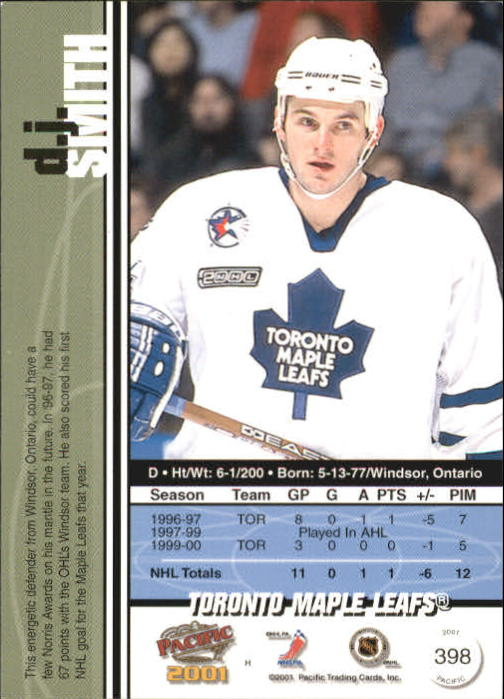 2000-01-Pacific-Hockey-Cards-251-450-Pick-From-List thumbnail 203