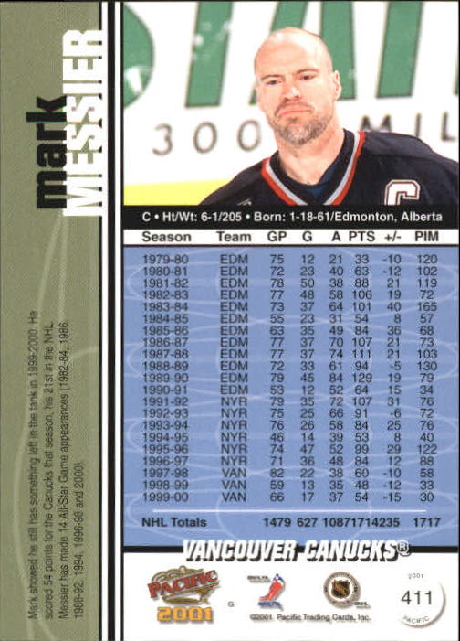 2000-01-Pacific-Hockey-Cards-251-450-Pick-From-List thumbnail 221
