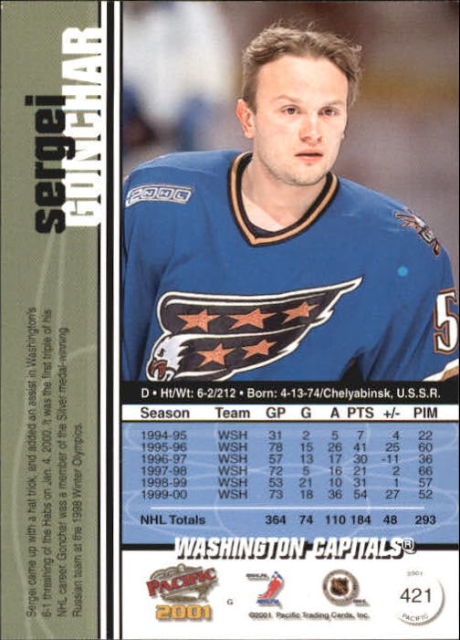 2000-01-Pacific-Hockey-Cards-251-450-Pick-From-List thumbnail 233
