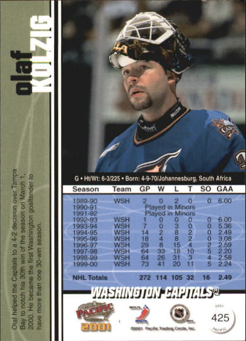2000-01-Pacific-Hockey-Cards-251-450-Pick-From-List thumbnail 239