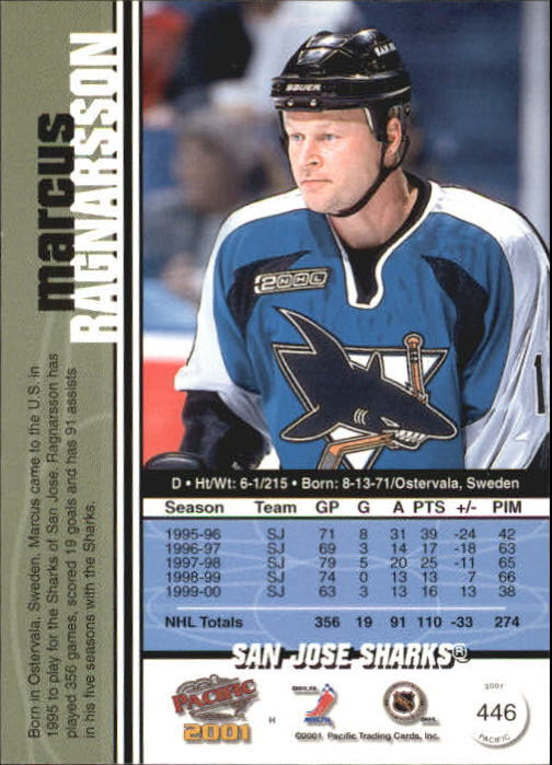 2000-01-Pacific-Hockey-Cards-251-450-Pick-From-List thumbnail 273