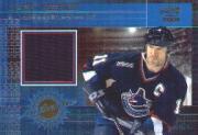 2000-01 Pacific Jerseys #14 Mark Messier