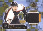 2000-01 Paramount Jersey and Patches #8 Eric Desjardins