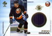 2000-01 Private Stock Game Gear #67 Zdeno Chara J