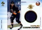 2000-01 Private Stock Game Gear #69 Mariusz Czerkawski J