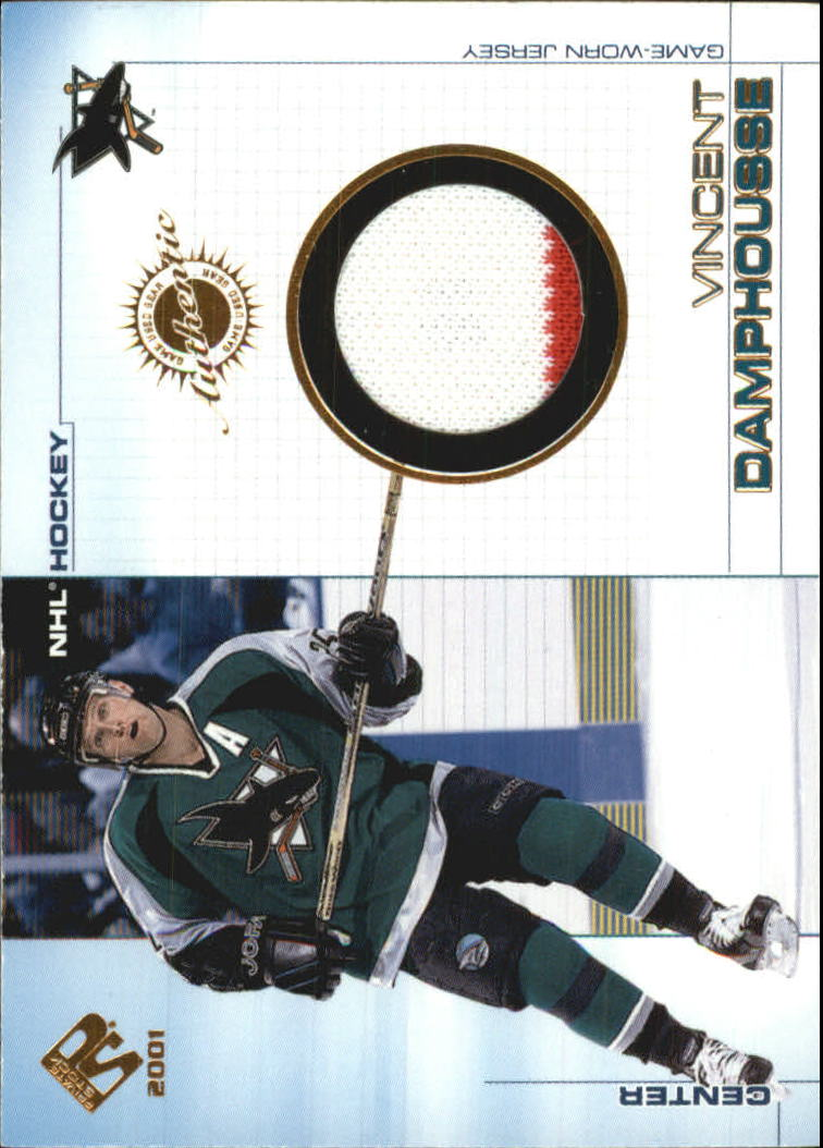 2000-01 Private Stock Game Gear Patches #88 Radoslav Suchy/125