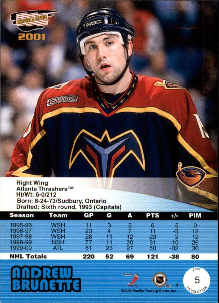 2000-01-Revolution-Hockey-1-150-Your-Choice-GOTBASEBALLCARDS thumbnail 3