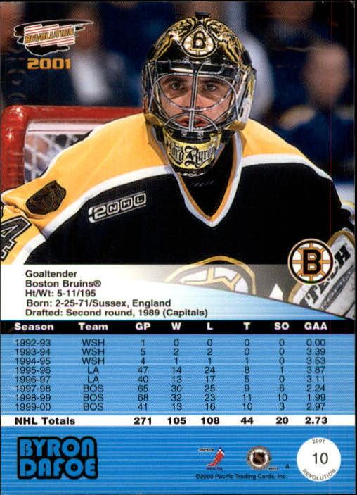 2000-01-Revolution-Hockey-1-150-Your-Choice-GOTBASEBALLCARDS thumbnail 7