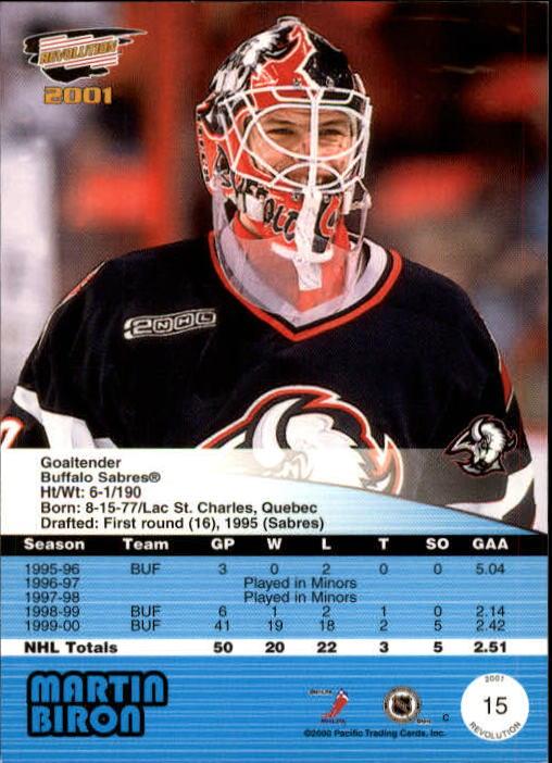 2000-01-Revolution-Hockey-1-150-Your-Choice-GOTBASEBALLCARDS thumbnail 13