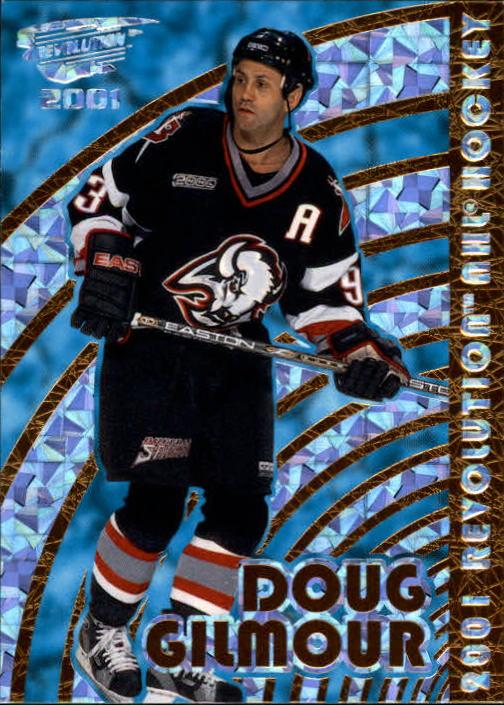 2000-01 Revolution #16 Doug Gilmour