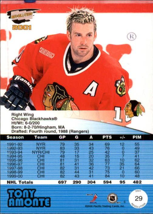2000-01-Revolution-Hockey-1-150-Your-Choice-GOTBASEBALLCARDS thumbnail 25
