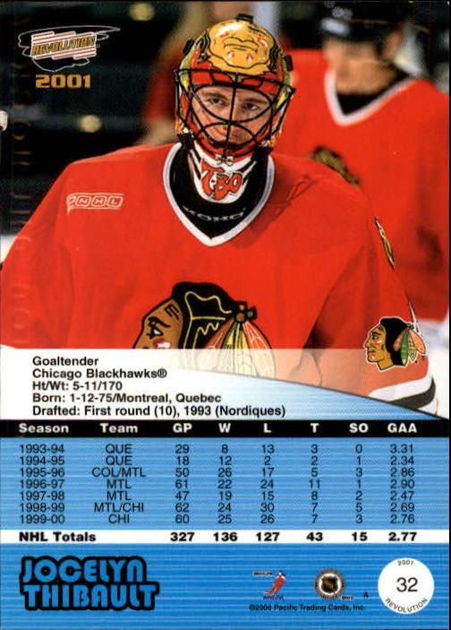 2000-01-Revolution-Hockey-1-150-Your-Choice-GOTBASEBALLCARDS thumbnail 29